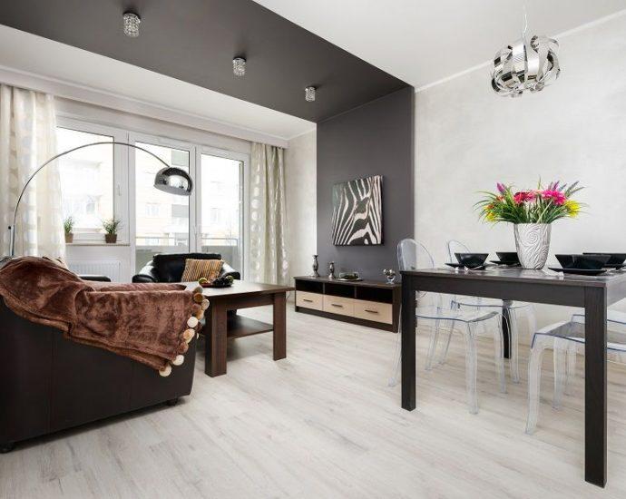 wnętrze nowego mieszkania