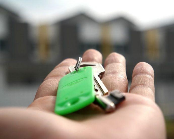 nowe mieszkanie - klucze na ręku