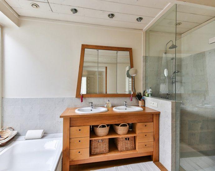 nowoczesne meble w łazience