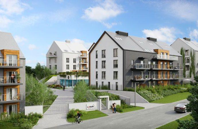 mieszkania w urokliwej okolicy - Sobótka